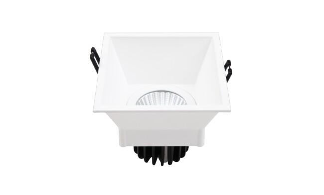 7W LED方形深孔嵌灯 开孔110X110mm 黄光白光中性光