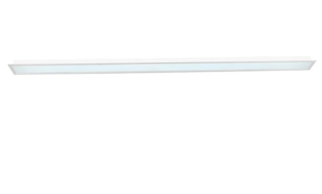 LED线槽灯 120X2400mm 36W 白色 白光中性光黄光