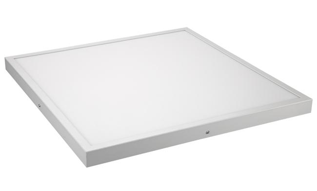 48W 方形明装LED面板灯 600X40mm 白光中性光黄光