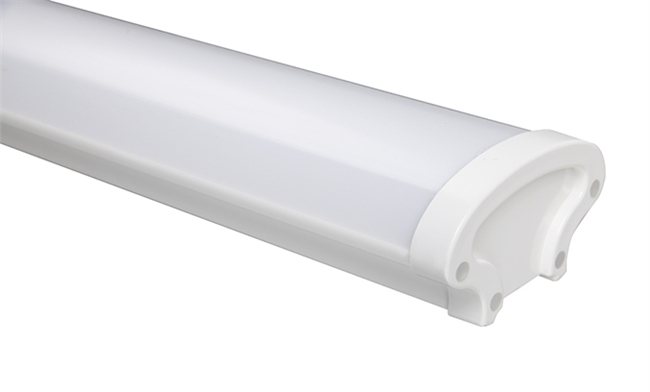 LED办公吊线灯 100X1200mm 54W 白色 白光中性光黄光
