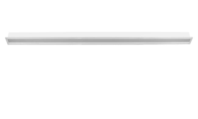 LED线槽灯 80X2400mm 36W 白色 白光中性光黄光