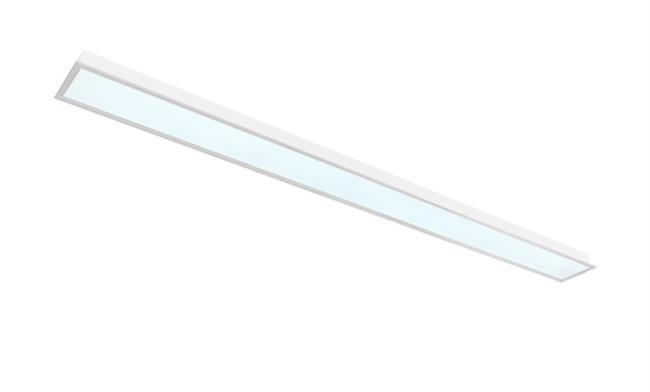LED线槽灯 200X2400mm 72W 白色 白光中性光黄光