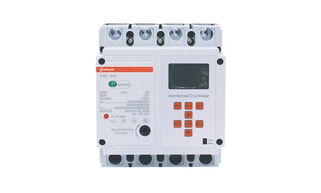 带漏保智慧塑壳断路器380V  HBK-E10-EL250T