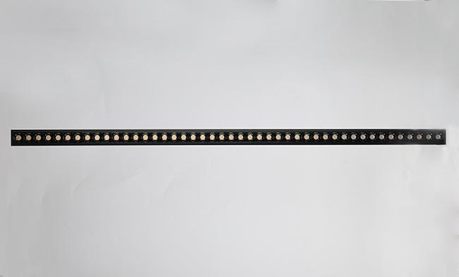 1200*50*70mm LED铝材吊装智能办公灯 40W