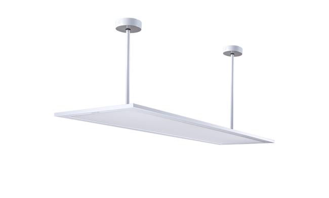 侧发光LED护眼教室灯1200x300x21mm36w