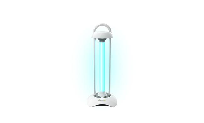 单管移动式紫外线杀菌灯10W