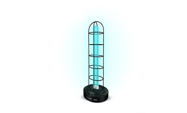 华辉照明智能移动式紫外线杀菌消毒灯36W