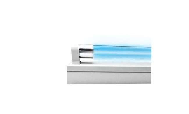T8平盖支架紫外线杀菌灯